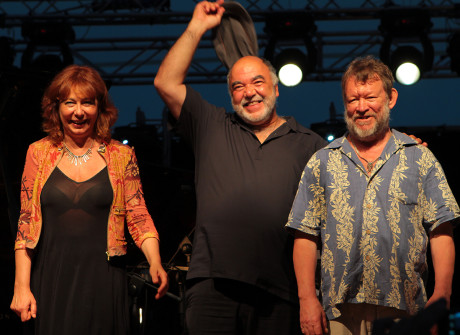 Peter Erskine European Trio