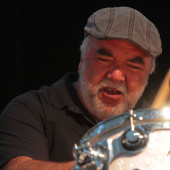 Peter-Erskine-drum-solo-live-recording